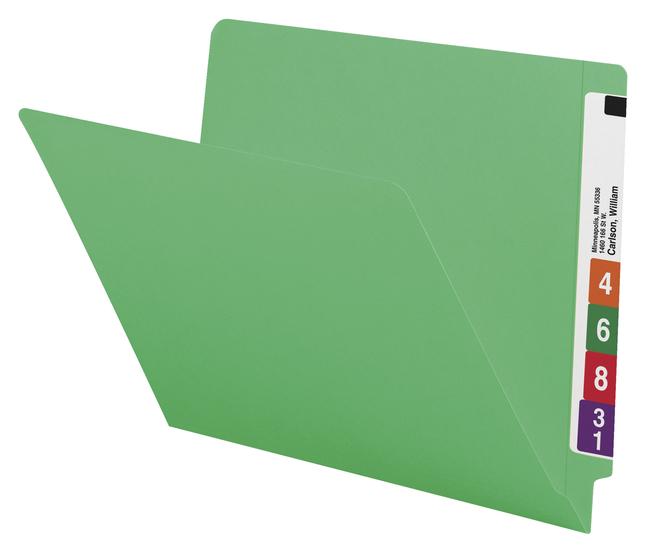 Top Tab File Folders, Item Number 1068775