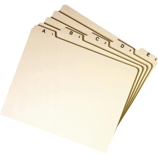 File Guides, Item Number 1068849