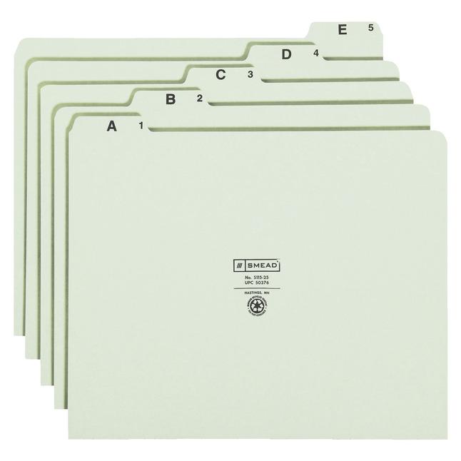 File Guides, Item Number 1068856