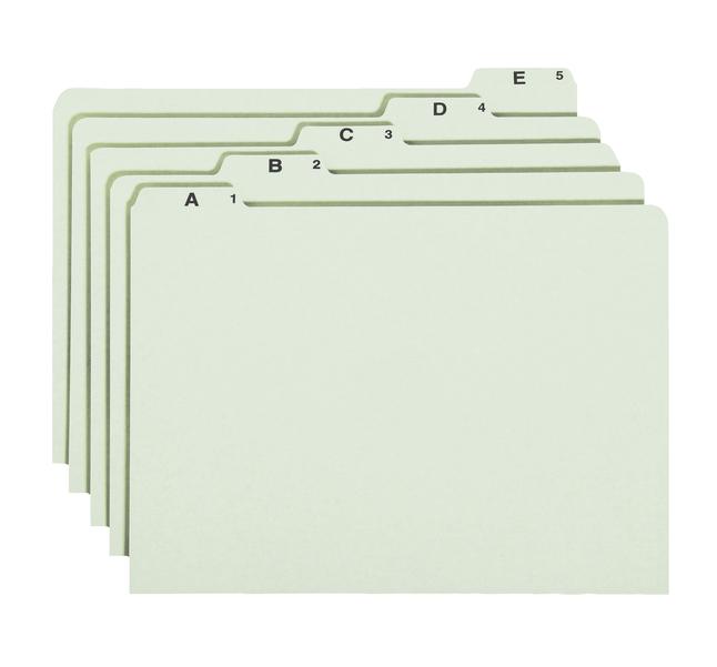 File Guides, Item Number 1068868