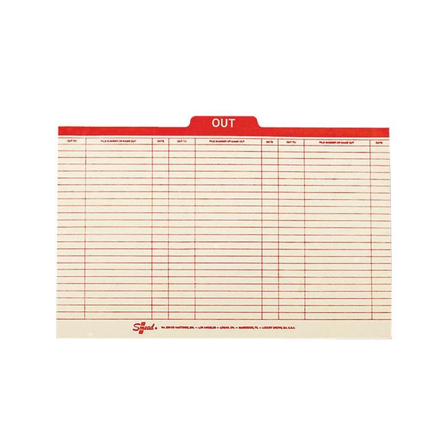 File Guides, Item Number 1068872