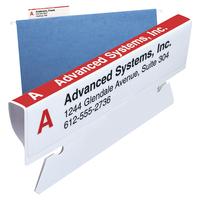 File Folder and File Cabinet Labels, Item Number 1068956