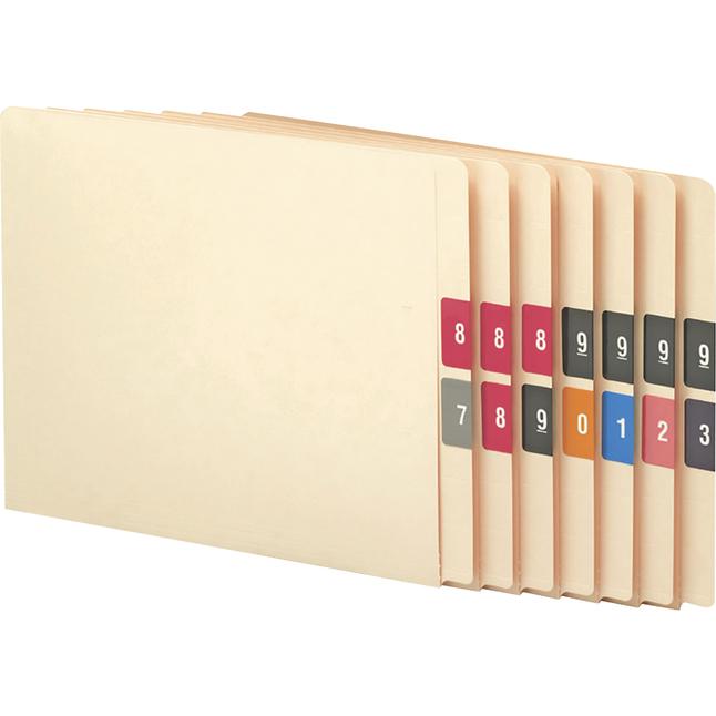 File Folder and File Cabinet Labels, Item Number 1069039
