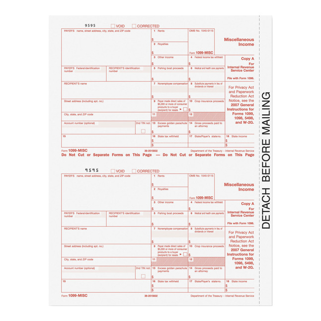 Tax Forms and Legal Forms, Item Number 1070481