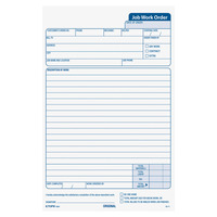 Delivery Forms and Receiving Forms, Item Number 1070534