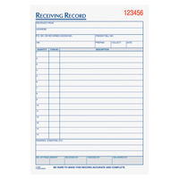 Delivery Forms and Receiving Forms, Item Number 1070568