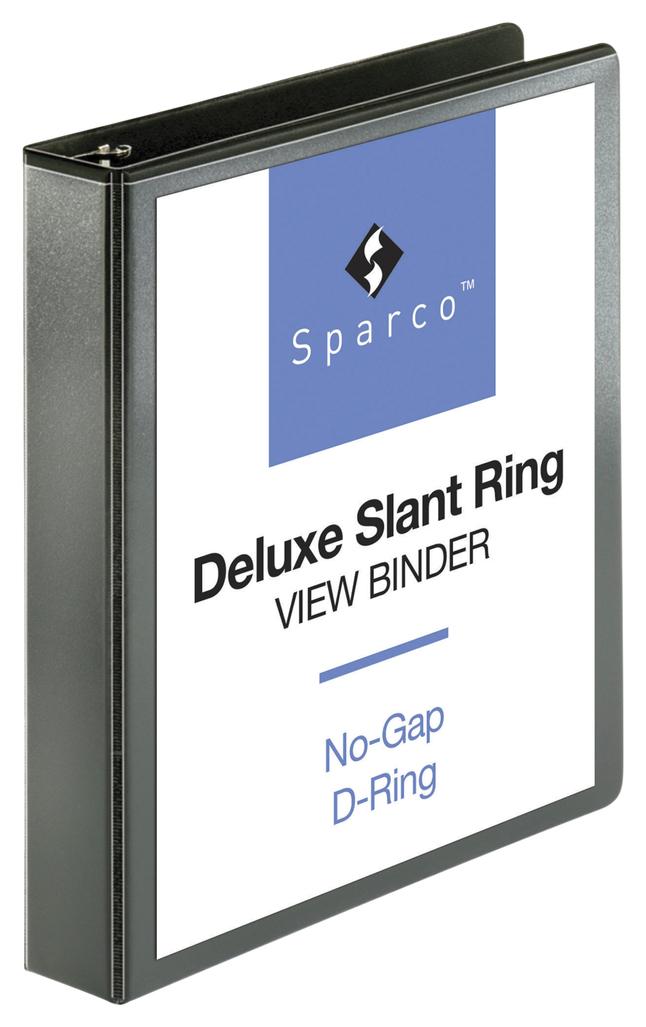 Basic D-Ring Presentation Binders, Item Number 1071327