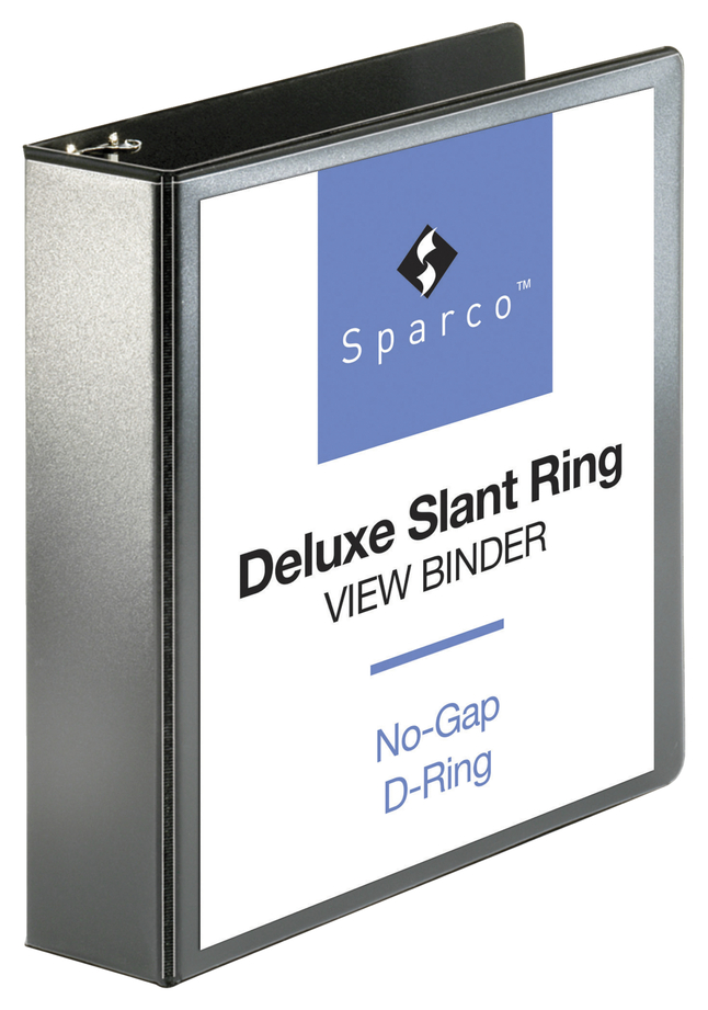 Basic D-Ring Presentation Binders, Item Number 1071329