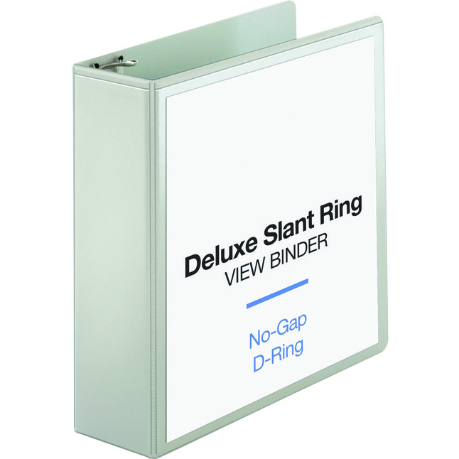 Basic D-Ring Presentation Binders, Item Number 1071332