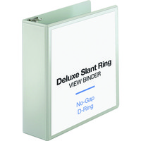 Basic D-Ring Presentation Binders, Item Number 1071332