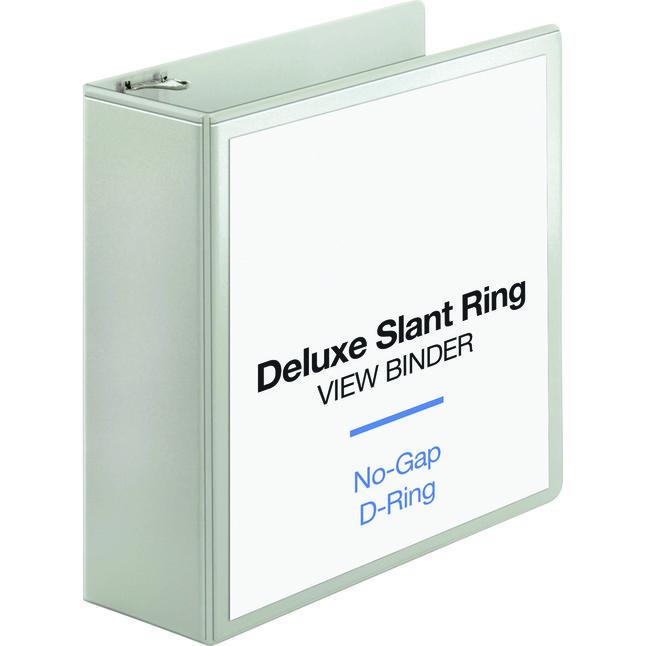 Basic D-Ring Presentation Binders, Item Number 1071388