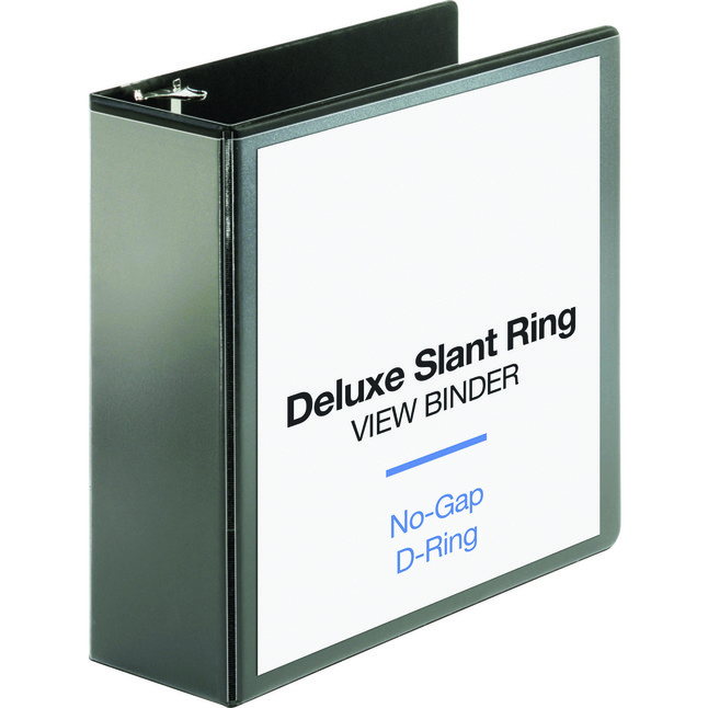 Basic D-Ring Presentation Binders, Item Number 1071389