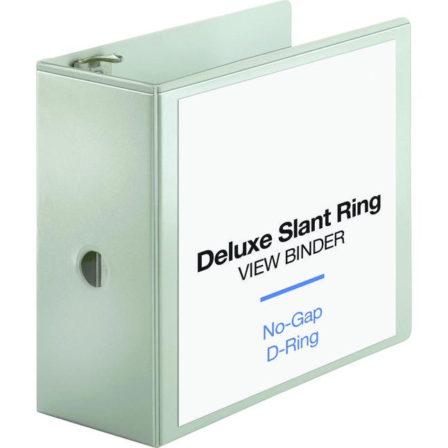 Basic D-Ring Presentation Binders, Item Number 1071390