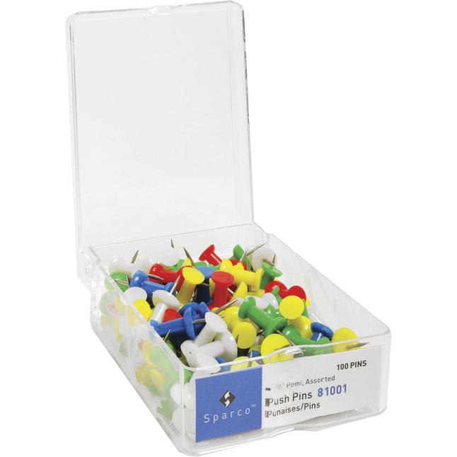 Push Pins, Item Number 1071447