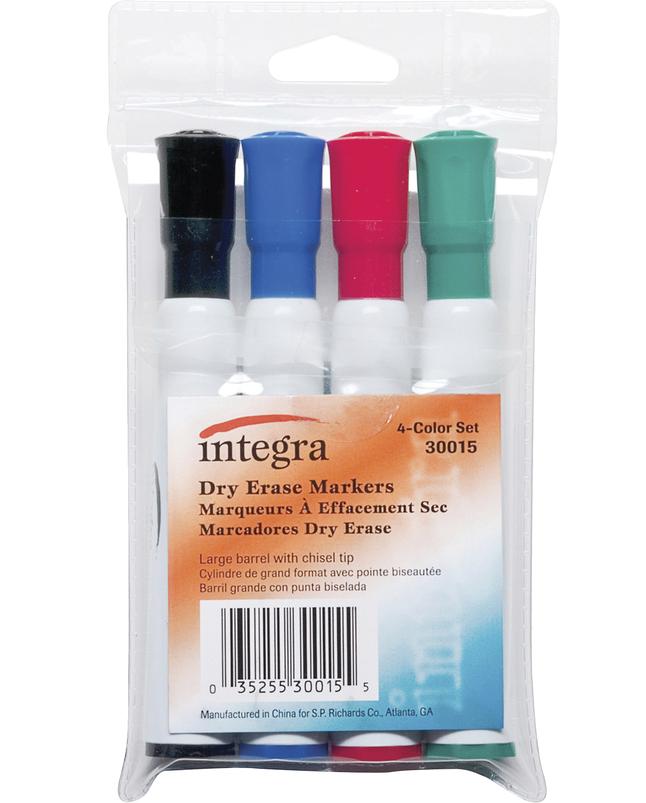 Dry Erase Markers, Item Number 1071604