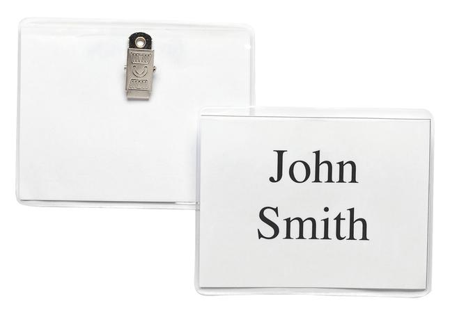 ID Badge Holders, Name Badge Holders, Badge Holders, Item Number 1071718