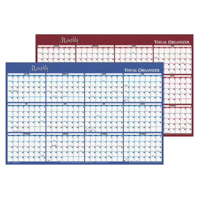 Daily Planner and Calendars, Item Number 1072151