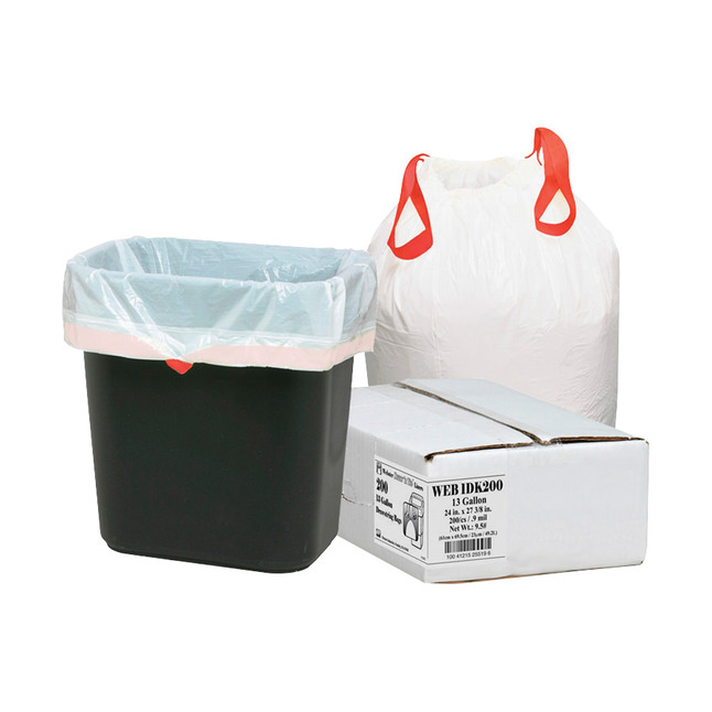 Waste, Recycling, Covers, Bags, Liners, Item Number 1072390