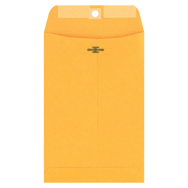 Manila Envelopes and Clasp Envelopes, Item Number 1072460