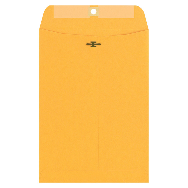 Manila Envelopes and Clasp Envelopes, Item Number 1072463
