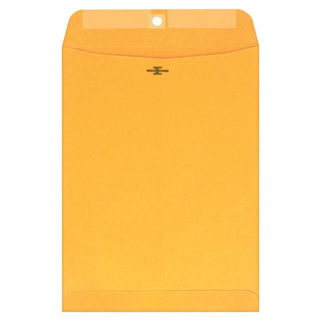 Manila Envelopes and Clasp Envelopes, Item Number 1072465