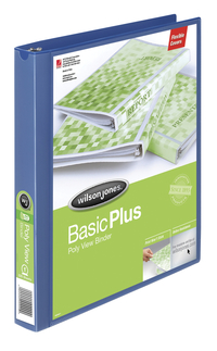 Basic Round Ring Reference Binders, Item Number 1072837