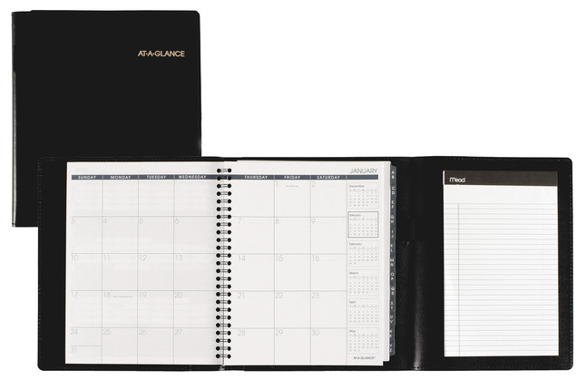Daily Planner and Calendars, Item Number 1074266