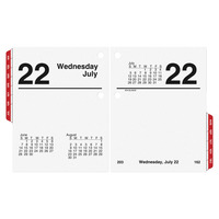 Daily Planner and Calendars, Item Number 1074272