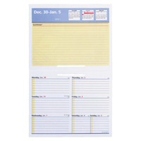 Daily Planner and Calendars, Item Number 1074276
