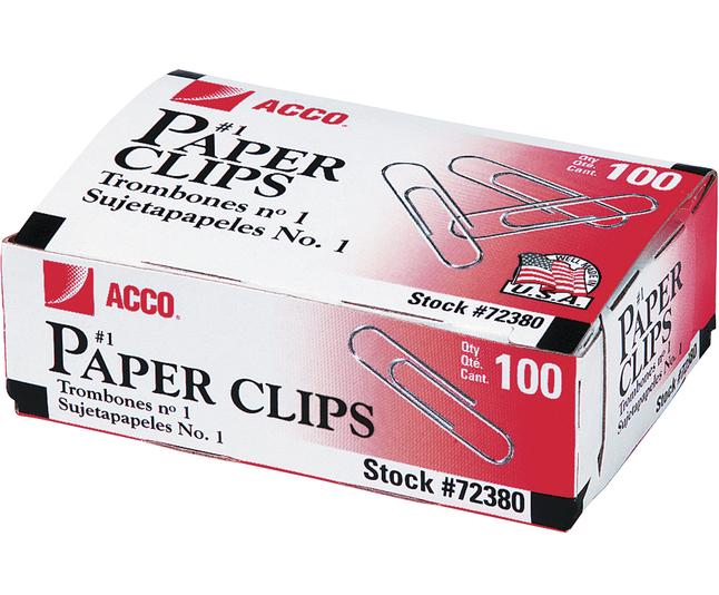 Paper Fasteners, Item Number 1074295