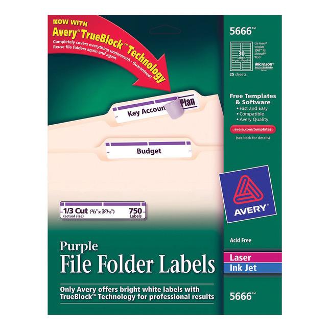 File Folder and File Cabinet Labels, Item Number 1074435