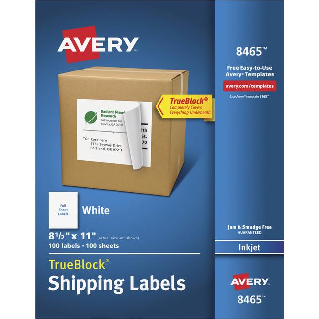 Address Labels, Item Number 1074456