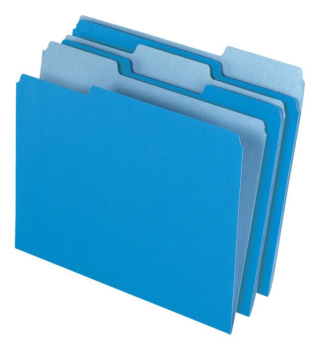 Top Tab File Folders, Item Number 1075145