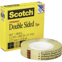 Double-Sided Tape, Item Number 1076850