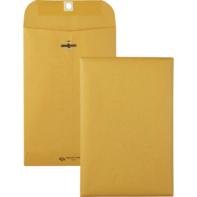 Manila Envelopes and Clasp Envelopes, Item Number 1077344