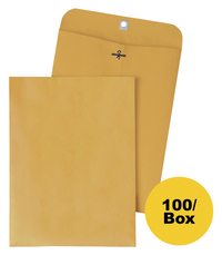 Manila Envelopes and Clasp Envelopes, Item Number 1077351