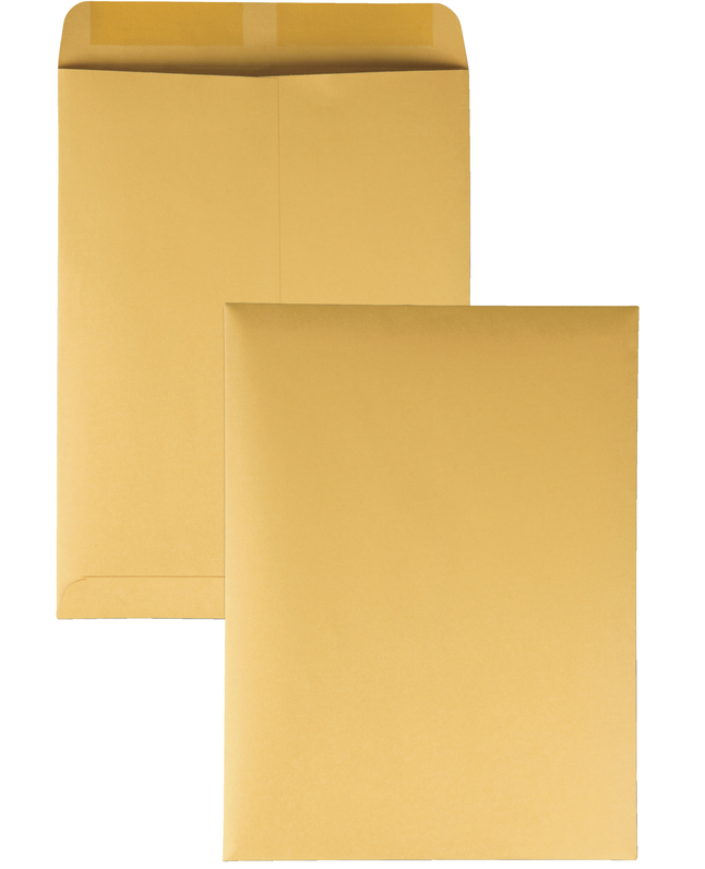 Catalog Envelopes and Booklet Envelopes, Item Number 1077357