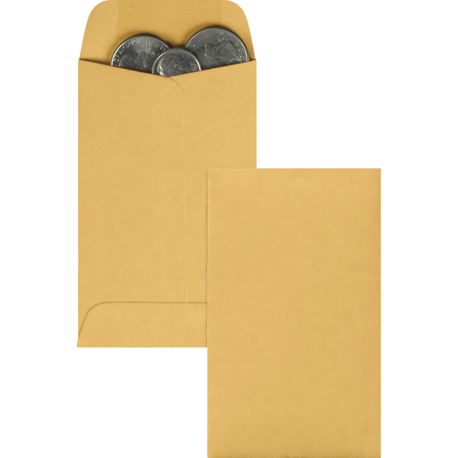 Small Envelopes and Coin Envelopes, Item Number 1077368