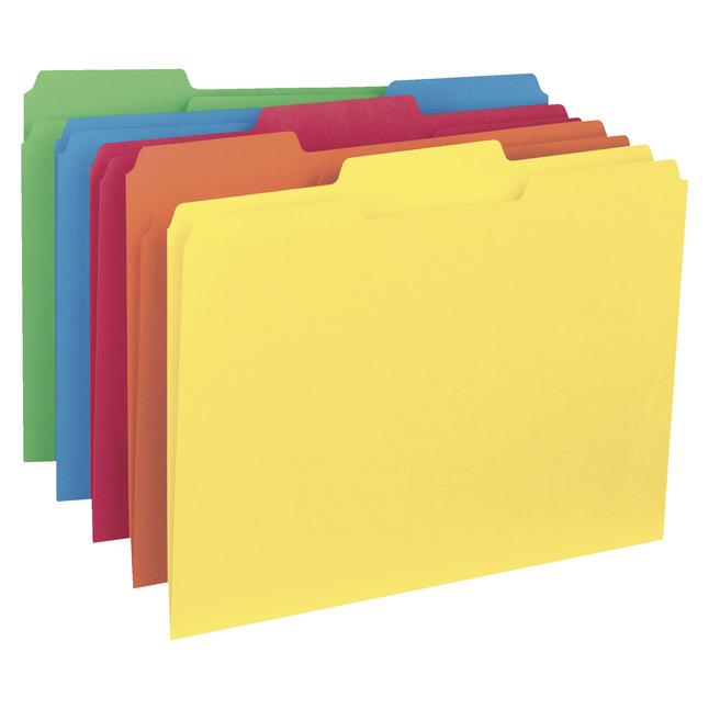 Top Tab File Folders, Item Number 1077880