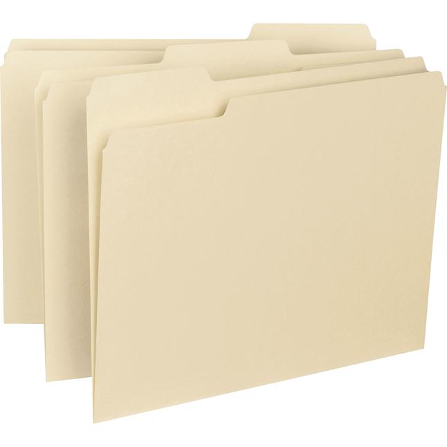 Top Tab File Folders, Item Number 1077881