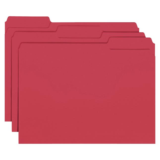 Top Tab File Folders, Item Number 1077889