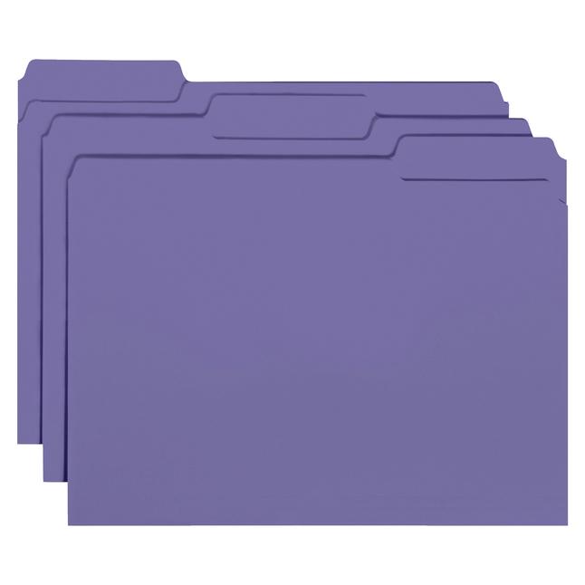 Top Tab File Folders, Item Number 1077893