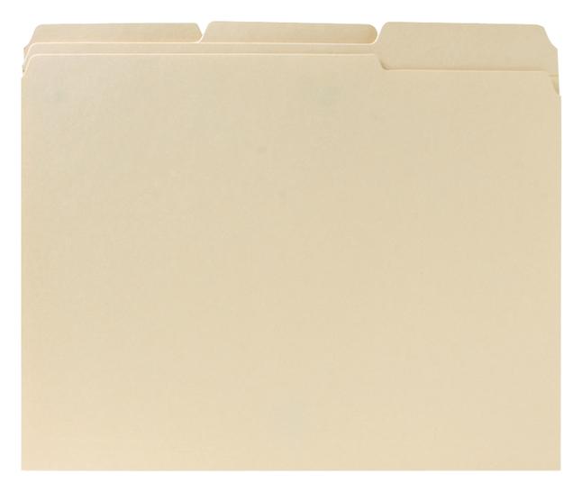 Top Tab File Folders, Item Number 1078288