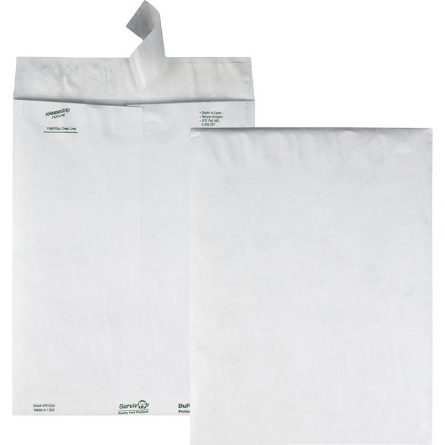 Tyvek Envelopes, Item Number 1079639