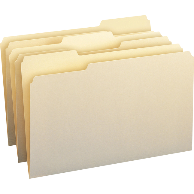 Top Tab File Folders, Item Number 1079775