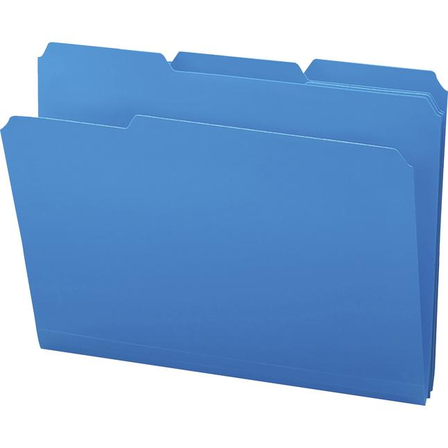 Top Tab File Folders, Item Number 1081199