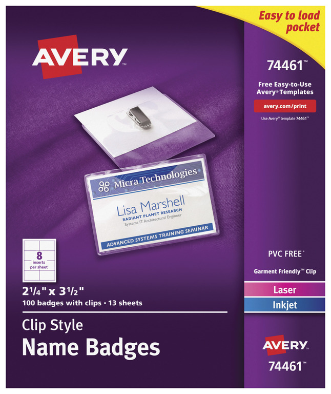 Badge Holders, Item Number 1081654
