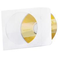 CD Sleeves, DVD Sleeves, Paper CD Sleeves Supplies, Item Number 1084502