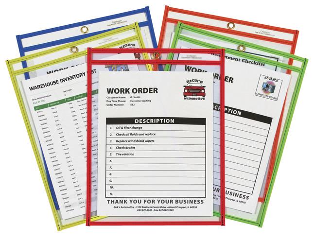 Sheet Protectors, Item Number 1086139