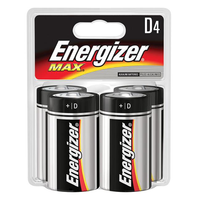D Batteries, Item Number 1087161